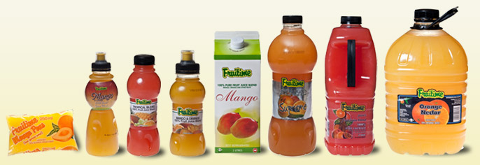Fruitime Products
